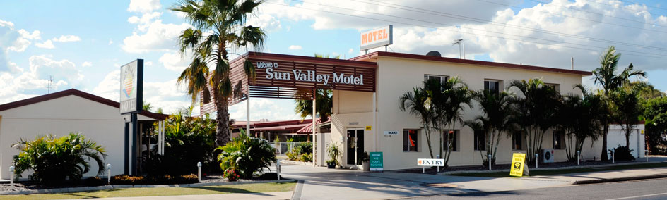 At Sun Valley Motel we offer 28 clean and modern comfortable rooms at affordable rates