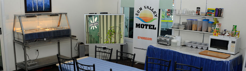 Sun Valley Motel is one of the leading 4 star motels in Biloela and is a popular choice for travellers and business guests alike