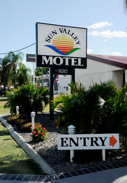 Sun Valley Motel - Biloela